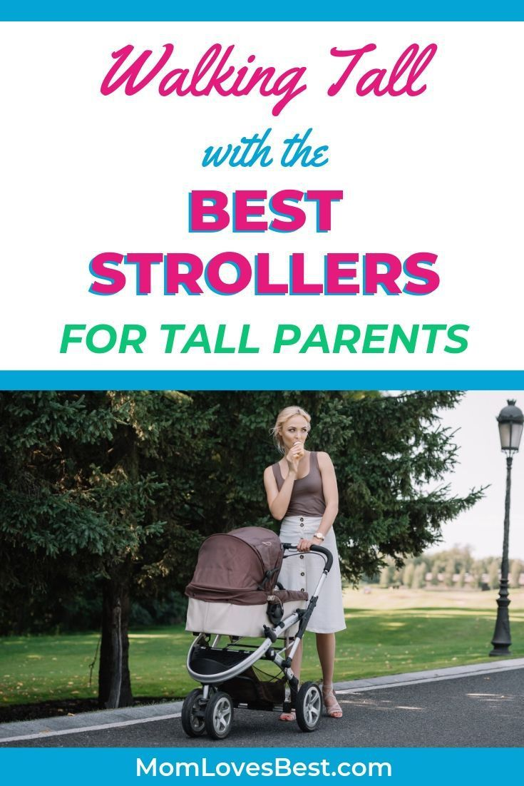 5 Best Strollers for Tall Parents (2020 Buying Guide