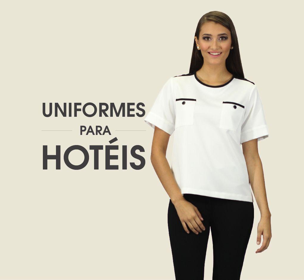 23f3db8f4e A Dash Uniformes tem uma linha completa de uniformes para empresas de  diversos segmentos e tamanhos