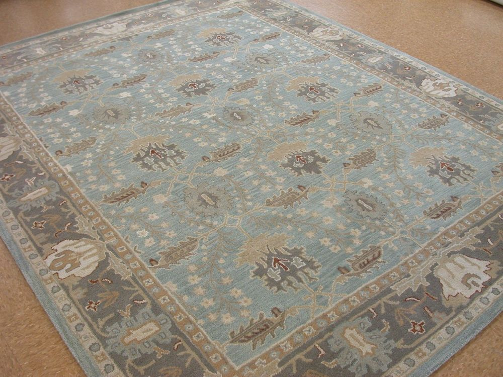 100% authentic Persian Traditional 8X10 area Rug wool area rugs BRB09 carpet EDH | eBay