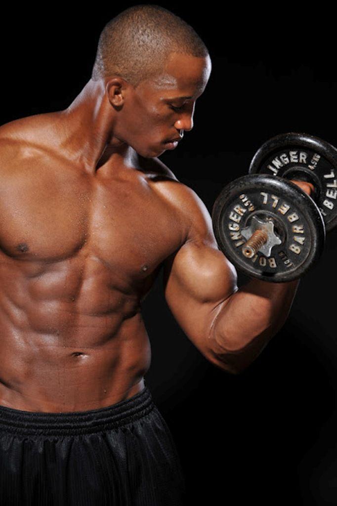 Biceps Workout | Biceps workout, Black bodybuilder, Biceps training