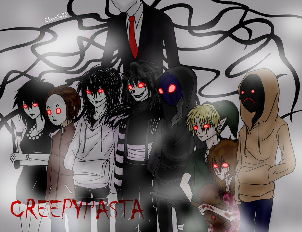 Slendy Jane The Killer Masky Jeff The Killer Laughing Jack