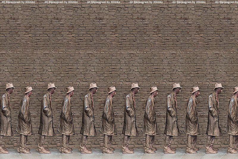 One Line Ascii Art Eyes : Line for food d stereogram by dimka on deviantart