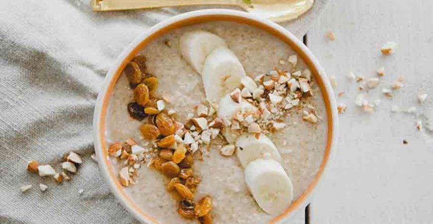 Le pudding de quinoa et noix de coco - Healthy & co