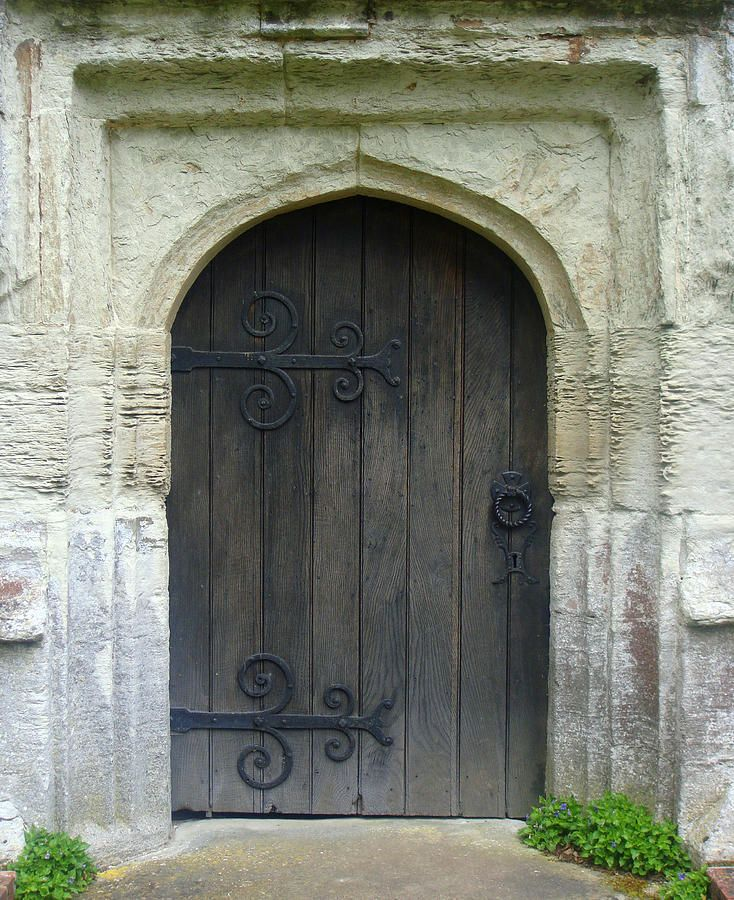 Church Door By Roberto Alamino Medieval Door Doors Vintage Doors