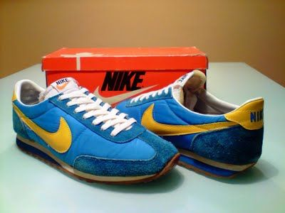 low priced 5623b ff615 Vintage Nike Roadrunner 1978.