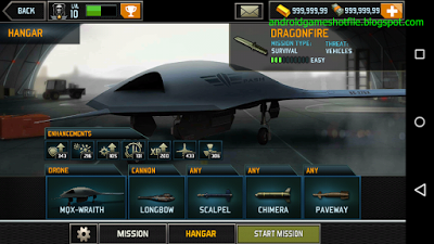 Drone Shadow Strike v1 3 20 Apk Mod (Unlimited Cash and Gold