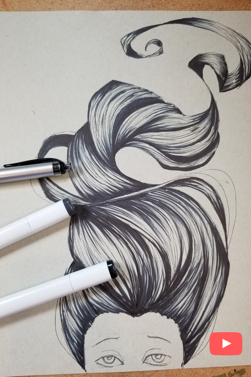 Need Some Toned Paper Or Copic Marker Art Drawing Ideas Learn How
