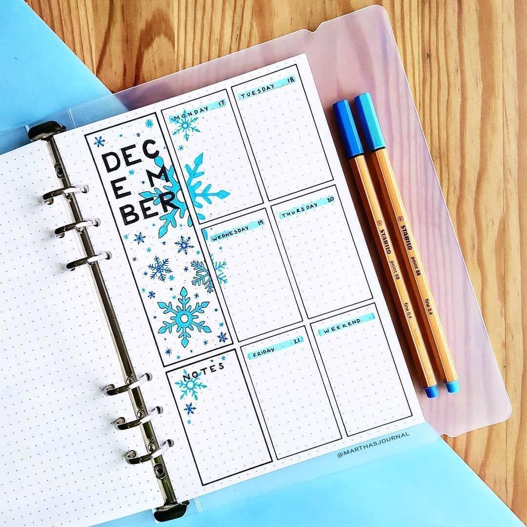 Fügen Sie den Feiertagsgeist Ihrem Kugeljournal dieses Weihnachten hinzu! Holen Sie sich mehrere Ide...