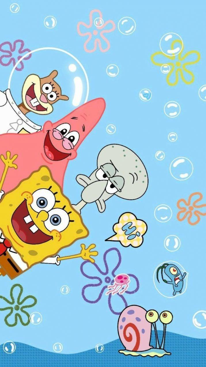 HD Spongebob Wallpaper - iXpap
