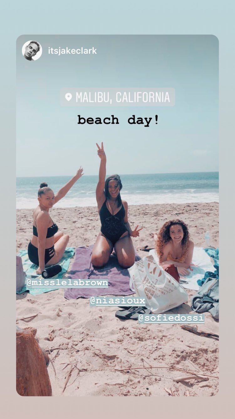 Pin By Farzin Mahboob On Sofie Clarice Dossi Sofie Dossi California Beach Beach Day