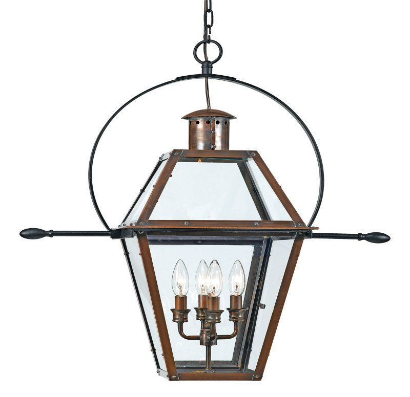 Lois 4 Light Outdoor Hanging Lantern Outdoor Pendant Lighting Outdoor Hanging Lights Outdoor Hanging Lanterns