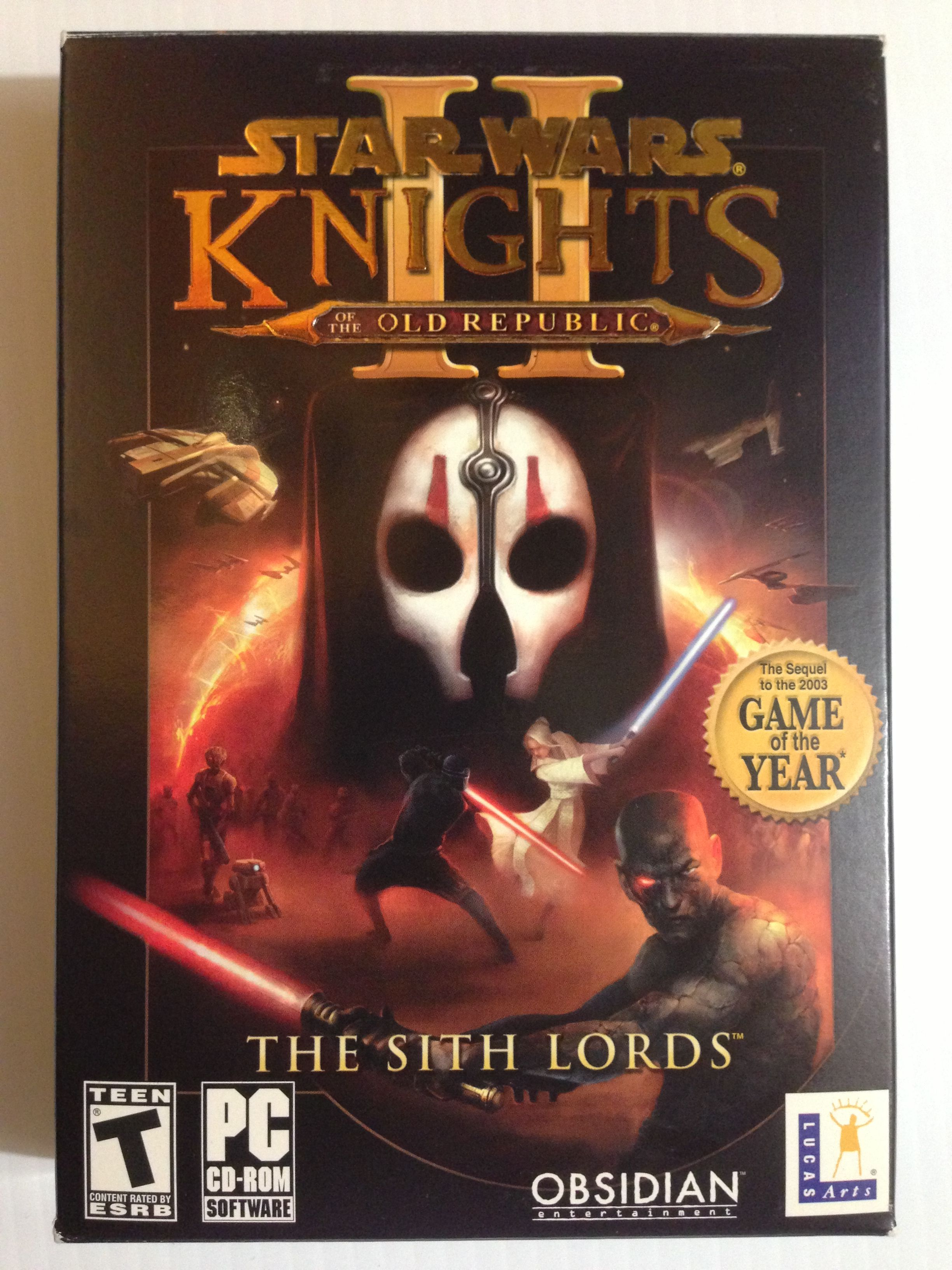 Star Wars: Knights of the Old Republic 2 | Video Games | Star wars