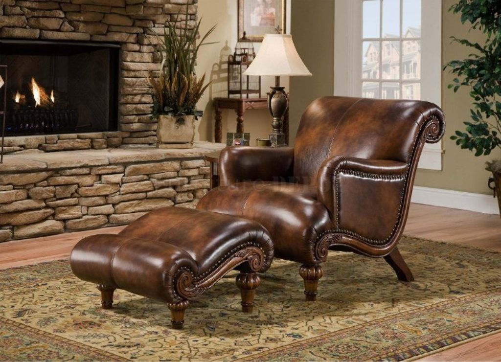 Awesome Design Oversized Chair and Ottoman in 2020