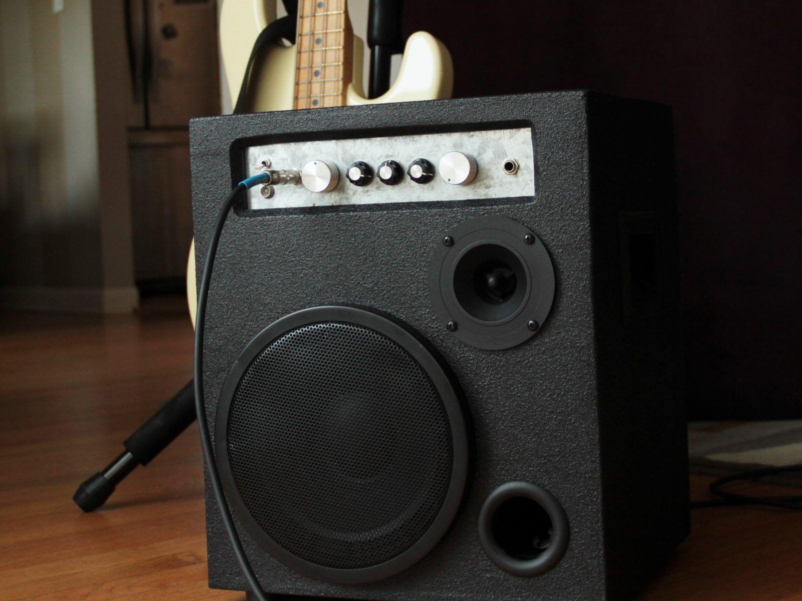 Diy bass amp ppa100 the world of wogg bass amps bass