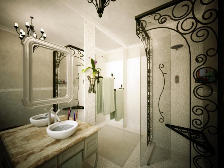 10+ Rousing Artistic Bathrooms Ideas   Page 2 Of 2