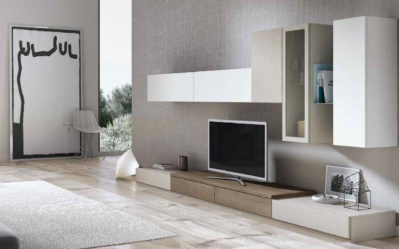 Ambientes con salones modernos Fotos de composiciones minimalistas