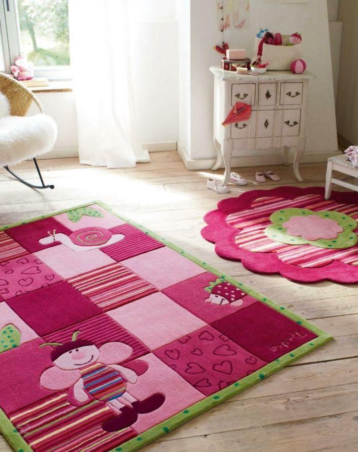 Kinderzimmer Teppich für eine erfreuliche