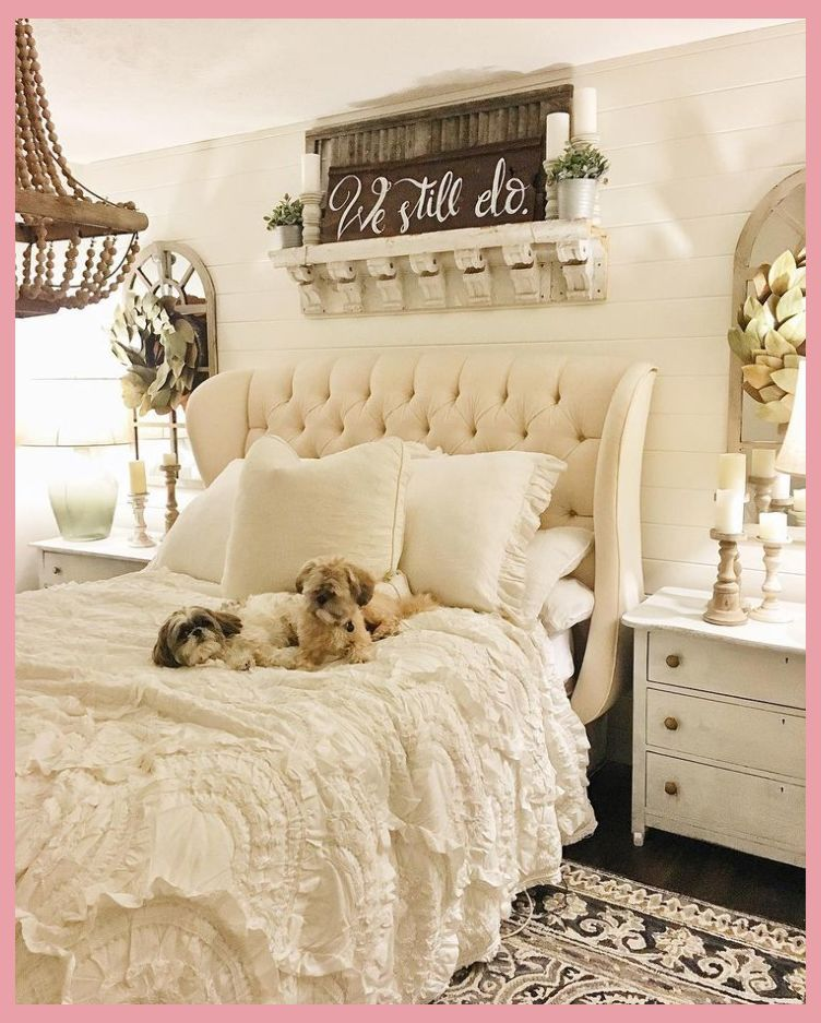 Shabby Chic Bedroom Furniture 3 Pieces Of White Shabby Chic Furniture To Transform Your Bedroom Chic Master Bedroom Shabby Chic Master Bedroom Shabby Chic Bedrooms