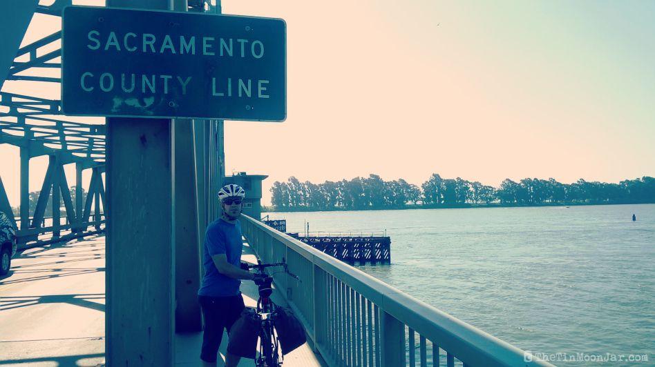 The Rio Vista Ca Bridge Exploring The Sacramento Delta Backroads By Bike Includes Route Maps And Pics Jamiethornton Rio Vista Sacramento County Bike Tour