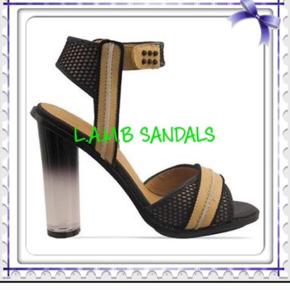 cc8d8861b0d L.A.M.B Genuine Leather Women s Carter Sandals 7.5 L.A.M.B Carter Women s  Sport Sandals Size 7.5 ( 37.5) NO TRADES L.A.M.B. Shoes Sandals