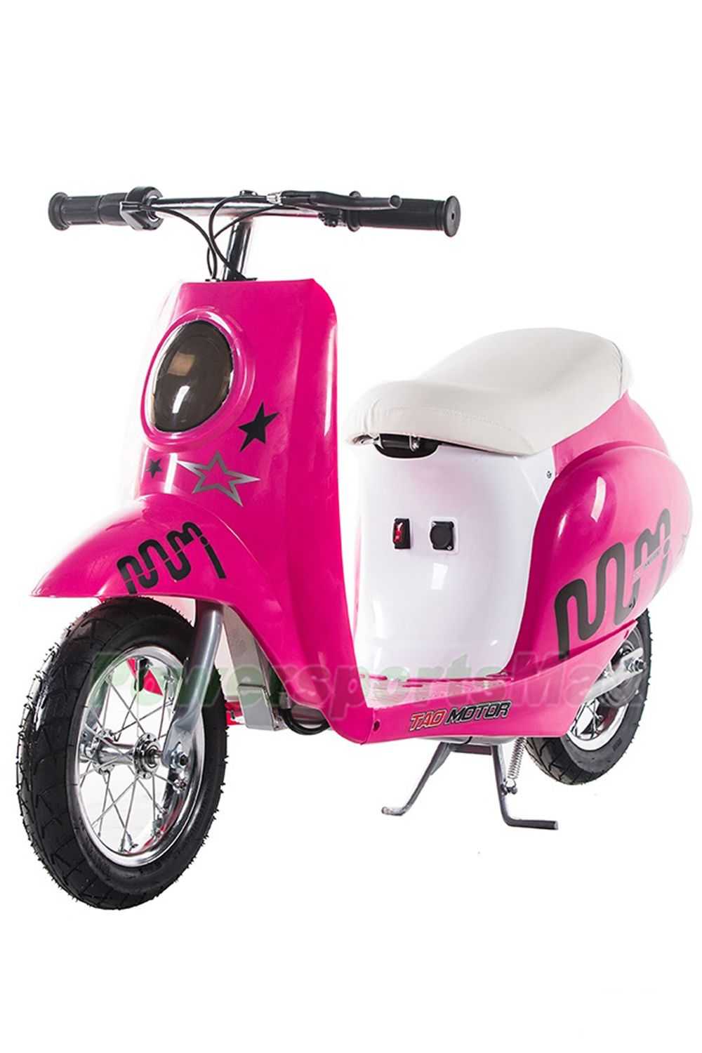MC-T29 Taotao 250W Electric Comet Scooter with Chain Drive