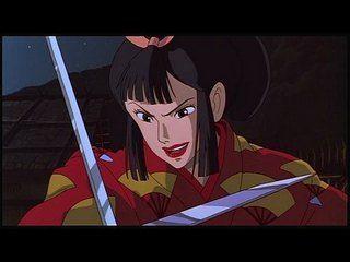 Princess Mononoke: I'm Taking the Wolf Girl --  -- http://www.movieweb.com/movie/princess-mononoke/im-taking-the-wolf-girl