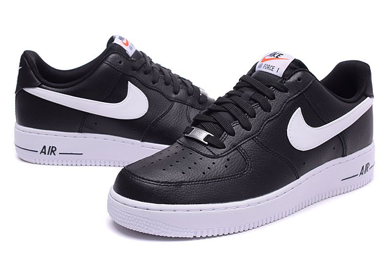 c25ef6b2c131ba Nike Air Force 1 Low Men s Shoes Black White