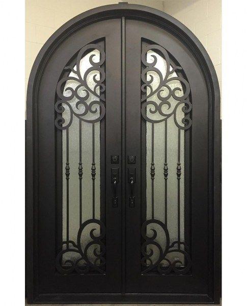 Iron Doors In Stock In 2020 Wrought Iron Doors Iron Doors