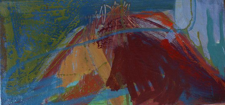 Annette Jaumotte / peintre belge - Peintres Belges ...