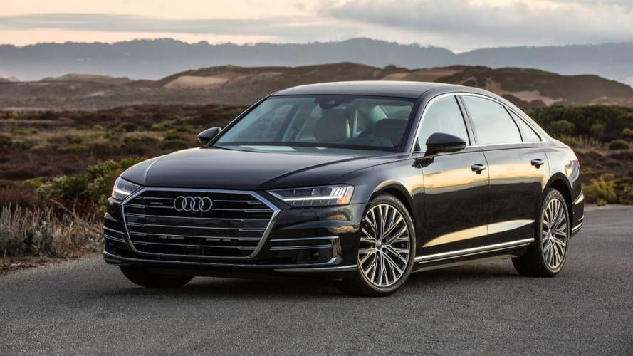 Ultra Luxurious Audi A8 Officially Confirmed In 2020 Audi A8 Audi Luxury Car Brands