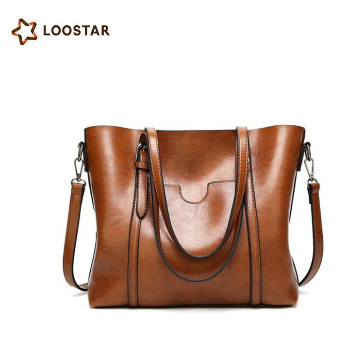 73528815bc Loostar Widely Used Best Prices Top Quality China Wholesale Ladies PU  Leather Hand Bag Women