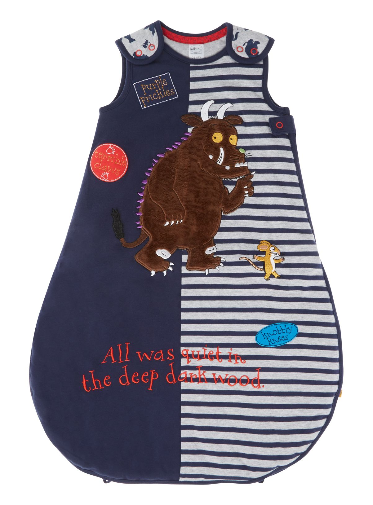 8146fd914ac7 Baby Boys Blue Gruffalo Sleeping Bag (0-24 months)