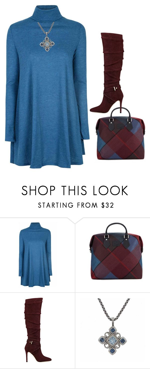 """""""Swinging!"""" by lollahs ❤ liked on Polyvore featuring Glamorous, GUESS and David Yurman"""