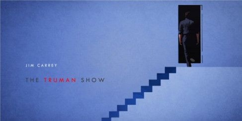 symbols in the truman show Cinema is the medium of symbols,  the truman show points to a possible future and offers up a free-will choice towards a mystery that is called life and quest.