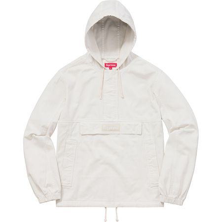 SUPREME | Contrast Stitch Twill Pullover | FALL 2016 | Pinterest ...