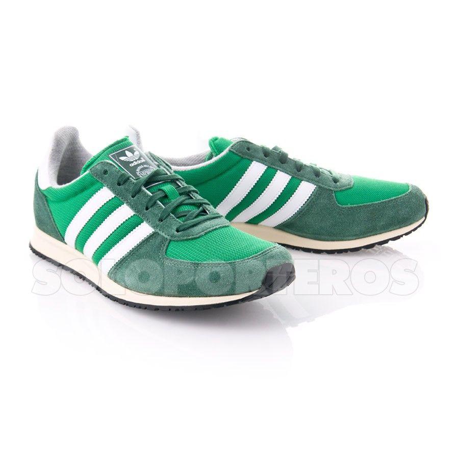separation shoes ac9b3 d2956 zapatillas adidas verdes