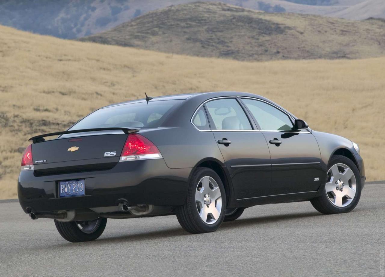 2006 Chevrolet Impala Ss >> Chevrolet Dopolnil Linejku Hetchbekom Cruze 2006 13 Chevrolet