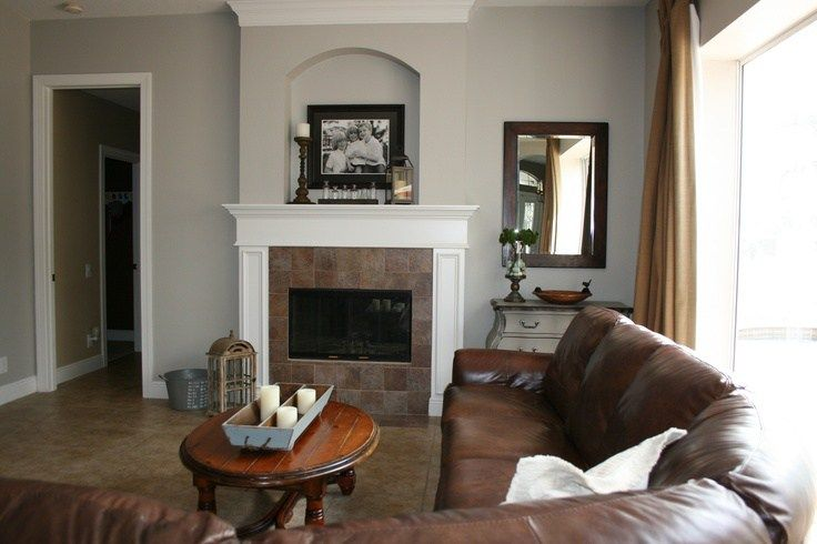 Sherwin Williams Gray Versus Greige Paint Colors For Living Room Collonade Gray Living Room Living Room Grey