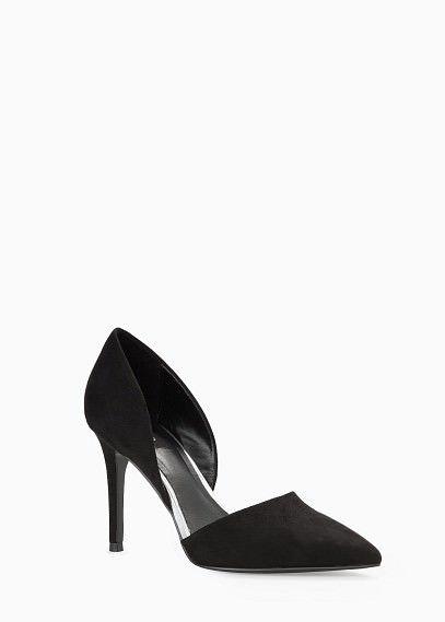 mejor talla 40 100% de alta calidad Zapato salón Mango Outlet 30€ | zapatos | Zapatos de salón ...