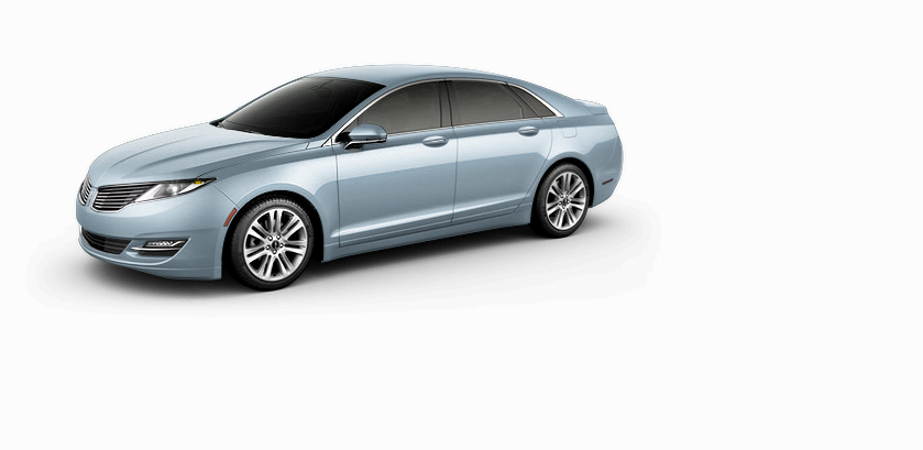 Introducing the Refreshingly New 2013 Lincoln MKZ Ice