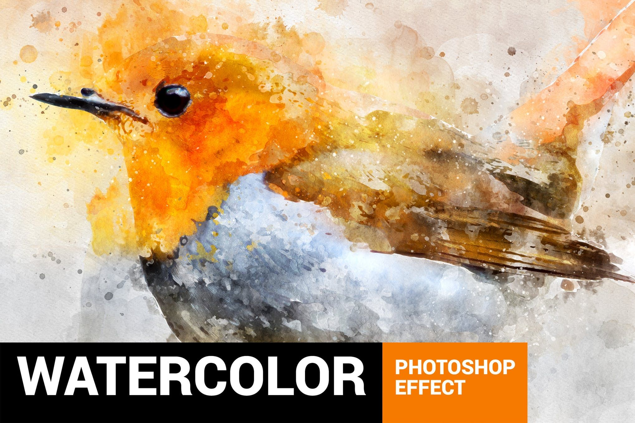 Perfectum 2 Watercolor Artist Photoshop Action By Profactions On