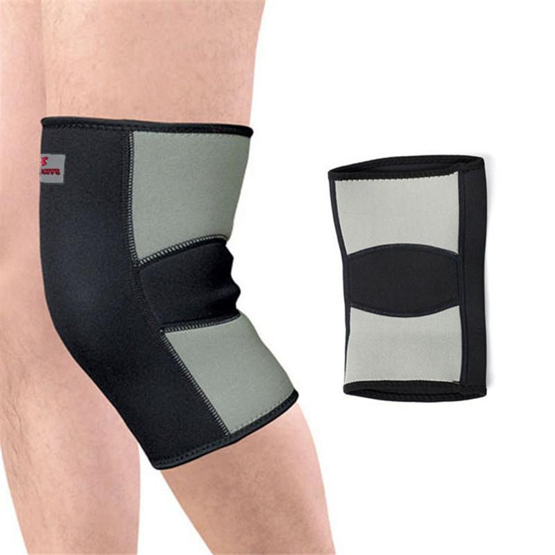 1 Pcs Adjustable Sport Protector Knee Brace Ankle Brace Sleeve Wrap Cap Stabilizer Sports High Quality Fc26 Ankle Braces Knee Support Braces Knee Brace