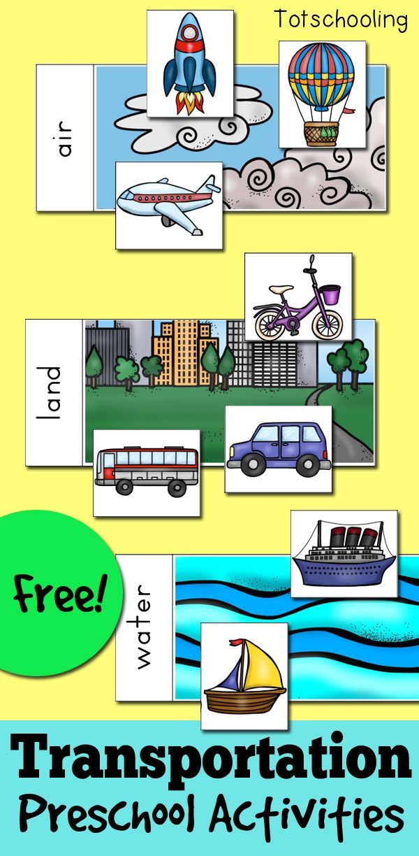 4 Transportation Themed Activities For Preschoolers Transportation Preschool Activities Transportation Activities Transportation Preschool Water transport worksheets for