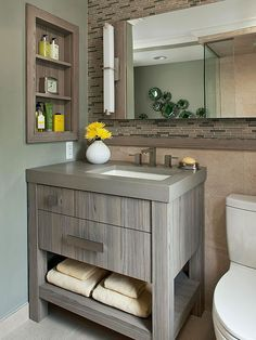 Off Center Vanity Light Over Sink Solutions Google Search