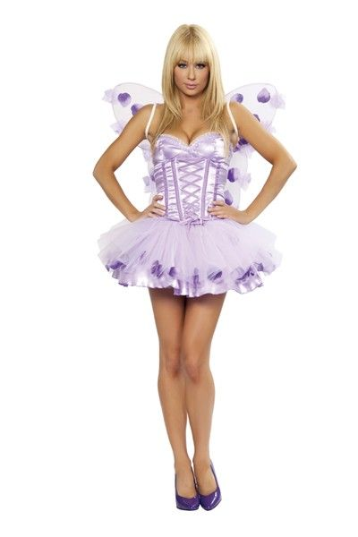 LAVENDER FAIRY HALLOWEEN COSTUME Halloween Pinterest Fairy