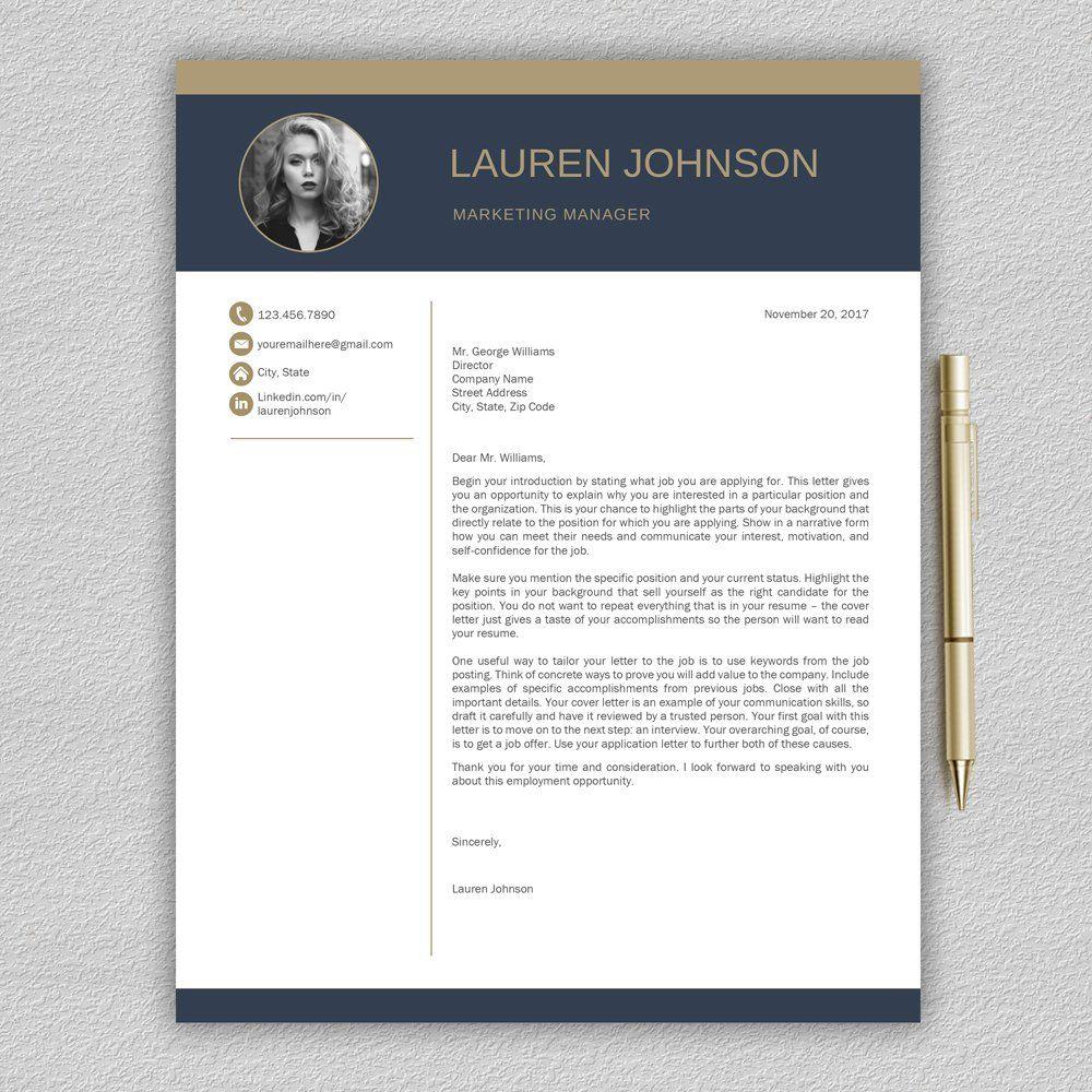 Resume Template Cv Cover Letter Resume Design Template Modern Resume Template Resume Template