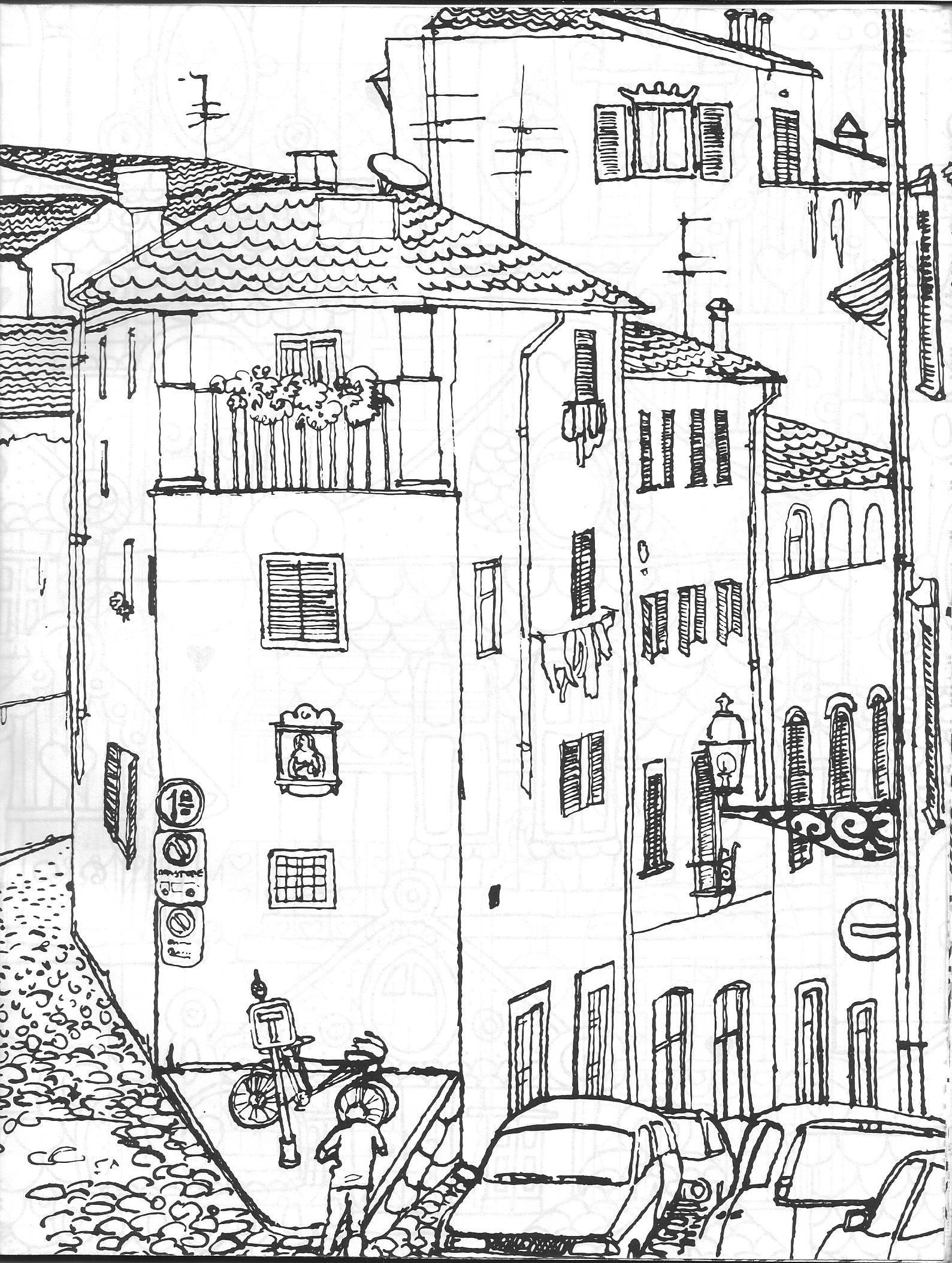 Vida Simples Cidade dos Sonhos | Ideas para pintar | Pinterest ...