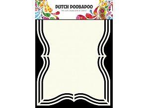 Niederländisch Doobadoo Holländische Kunst Form A4