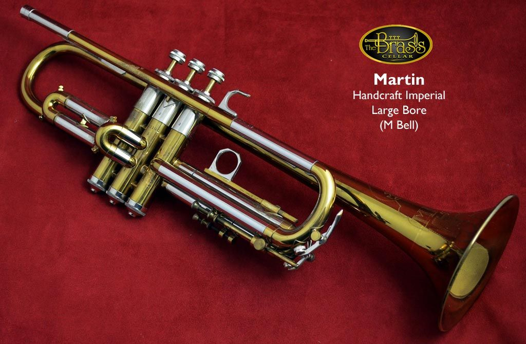 Martin Handcraft Imperial Large Bore (circa 1938) this has
