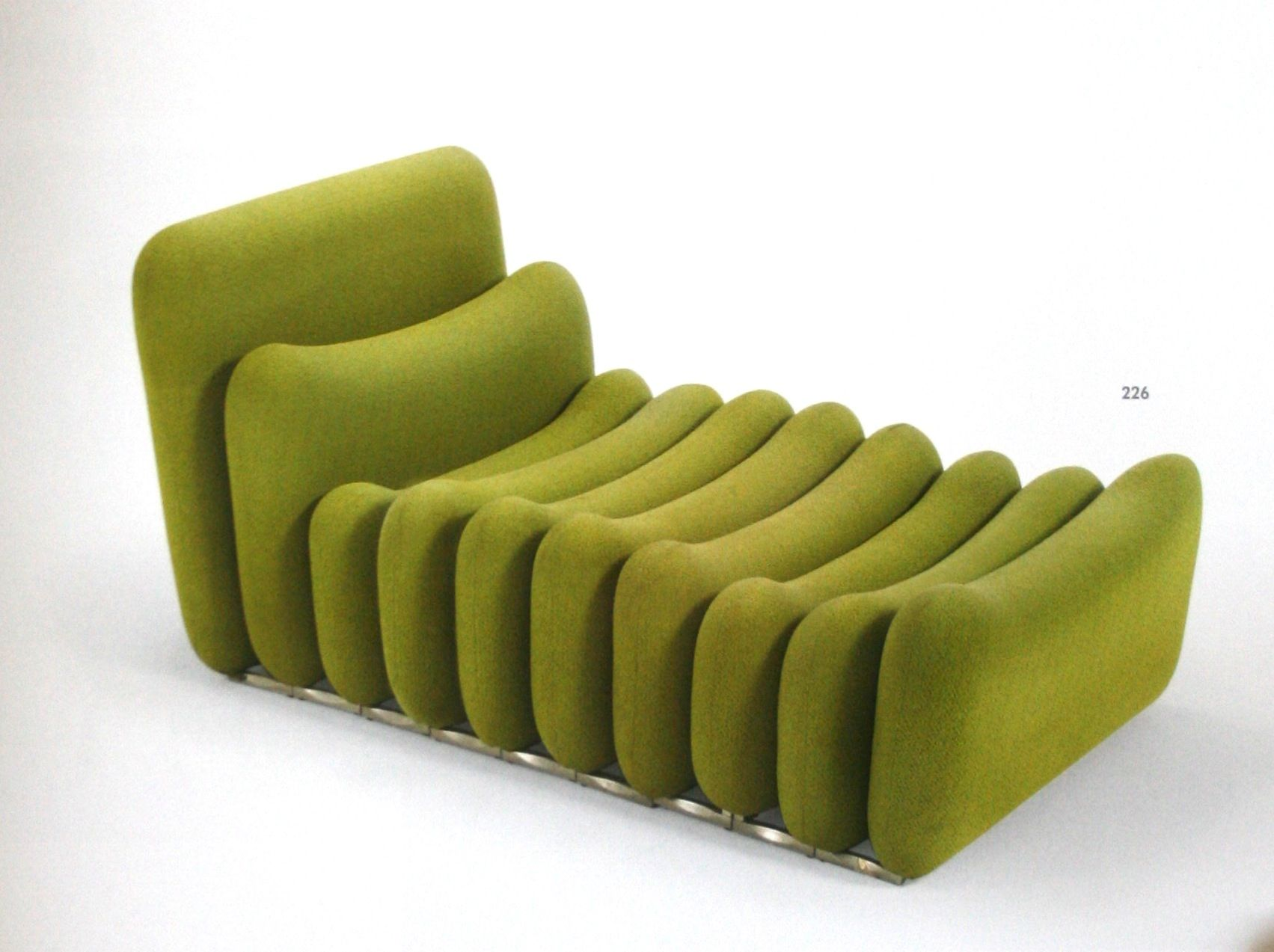 Joe Colombo Additional Living System Les Chaises